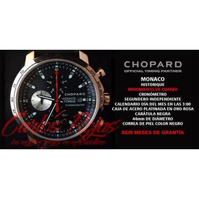 Chopard Monaco Historique Buen Fin 12 Meses Sin Intereses