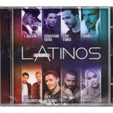 Exitos Latinos - Varios Interpretes Cd 2017 - Los Chiquibum