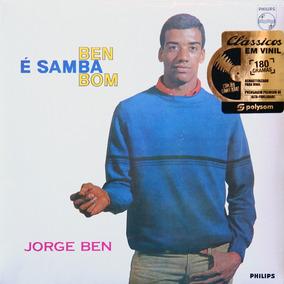 Lp Jorge Ben - Ben É Samba Bom - 1964