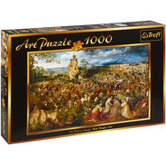 Puzzle The Road To Calvary-1000 Piezas Trefl 10292