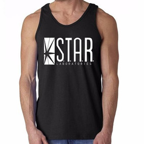 Remera Musculosa Star Laboratories Flash Somos Local Envios!
