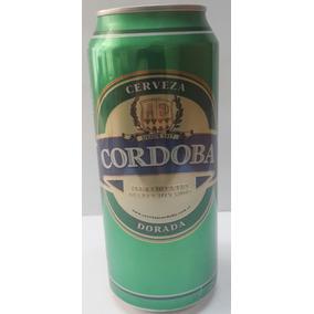 Lata De Cerveza Cordoba Grande De 473 Ml (sin Abrir)