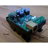 Clp - Mini Controlador Cp-ws11/4do4di Usb Rs485 E Modbus Rtu