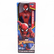 Muñeco Articulado  Spiderman  Hombre Araña Hasbro 30 Cm