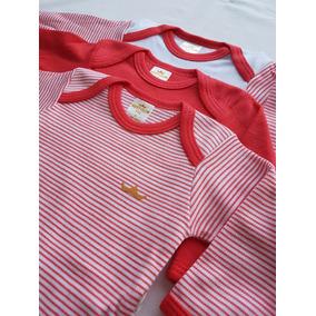 f1c8015e78 Body Listrado Bebe - Bodies de Bebê no Mercado Livre Brasil