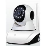 Camara Robotica Ip Wifi Hd 720p Dvr Alarma Visión Nocturna