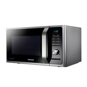 Horno Microondas Samsung Mg23f3k3tas/bg 23l Silver