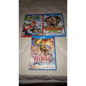 Pack De Juegos De Wii U