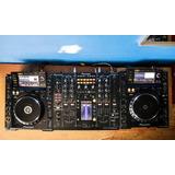 2 Pioneer Cdj 2000 + Djm 2000 Nexus - Todo Por 3.000.000