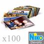 Impresion 100 Fotos Digital 13x18 Mate Kodak Endura + Album