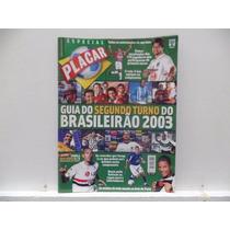 Revista Placar Especial - Guia Do Brasileirão Diversos Anos