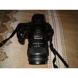 Câmera Digital Sony Alpha 37 Slt - A37k