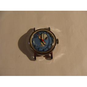Reloj Snoopy Dama Vintage