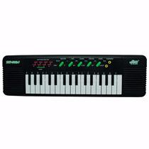 Piano Teclado Musical Infantil Sons Eletrônico 32 Teclas