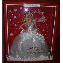 Envio Incluido Barbie Holiday 2013 Collector 25 Aniversario