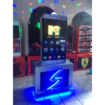 Oferta Rockola Galaxy S7 2017 Humo,esfera,led, Microfonos