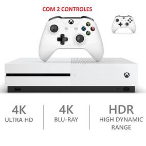 Microsoft Xbox One S 500gb 2 Controles..
