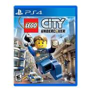 Lego City Undercover Formato Físico Ps4 Original