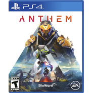 Anthem - Ps4 Fisico Nuevo & Sellado