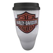 Copo Draft Em Acrílico Motor Harley Davidson Cycles
