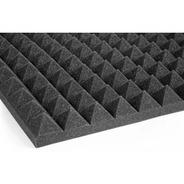 Pack X10 Panel 30mm Acústico Piramide Profesional Estudios
