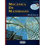 Mecánica De Materiales (incluye Cd-rom)