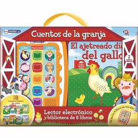 Libros Con Lector Electronico 8 Cuentos De La Granja