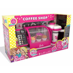 Barbie Tienda De Cafe Coffe Shop Original Ink Educando