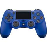 Control Ps4 Sony Dualshock 4 V2 Azul Original - Prophone