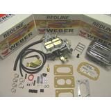Carburador Weber Nissan Pickup 1983-1985 Z24 2.4l K646 32/36