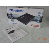 Modulo Roadstar Power One Rs-4510amp Mosfet 2400w