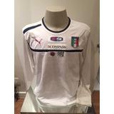 Camisa Oficial Italia - Seleção De Voley - Manga Longa - G