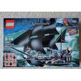 Lego 4184 Piratas Del Caribe (black Pearl) Original Eeuu #1