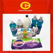 Pack Higiene Comercial Castro