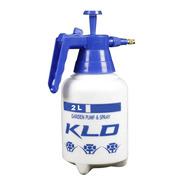 Pulverizador Fumigador Kld Manual A Presion 2l Con Gatillo