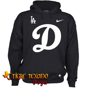 Sudadera Mlb Dodgers Los Angeles G By Tigre Texano Designs