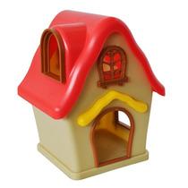 Casinha Village Toca Para Hamster Ótima Diversão Para Roedor