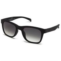 Óculos De Sol Adidas Originals Preto Com Lente Preta