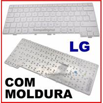 Teclado Lg X140 Xd140 X170 V113662ak1 0kn0-w31br01 Branco