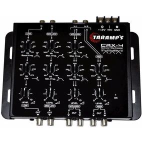 Crossover Taramps Crx 4 8v 4 Vias / Amplificador Competencia