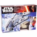 Halcón Milenario Star Wars The Force Awakens Original Hasbro