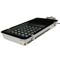 Luminaria Alumbrado Publico Solar Lampara Led Foco 50w 12v