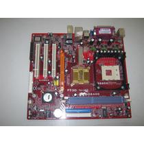 Pcchips P25g Pentium/celeron Lga 478 - Com Defeito