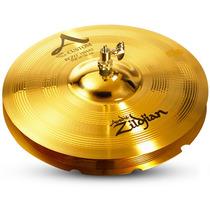 Prato Zildjian A Custom 14 A20800 Rezo Hi-hats Par Chimbal