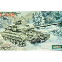 Tanque Russo T-64b - Skif Models