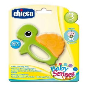 72369 Chicco Chocalho Mordedor Tartaruga