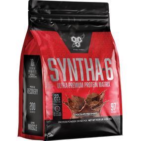 Syntha 6 Bsn 97 Serv 10lb Chocolate Milkshake Proteinas