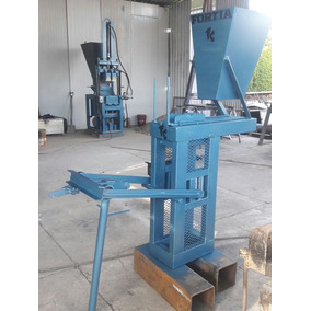 Maquina Hidraulica Para Fabricar Ladrillo