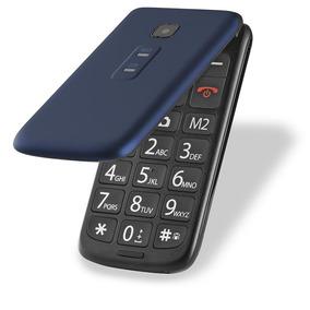 Sêniorphone Flip 3g Celular Para Idosos Obabox