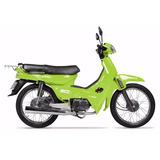 Kit De Plasticos Completos Para Motomel Eco 70 Ruta 3 Motos
